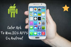 Download Cider Apk For Android