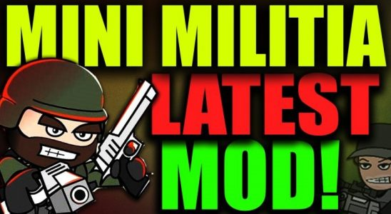 Mini Militia Mods download