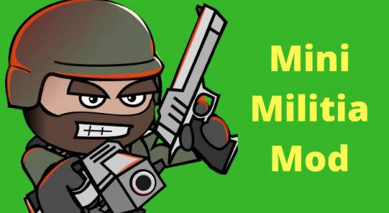 download mini militia mod apk
