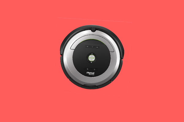 IRobot - wireless robot vacuum cleaner