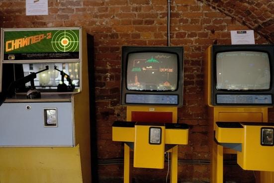 Arcade emulator for Neo Geo