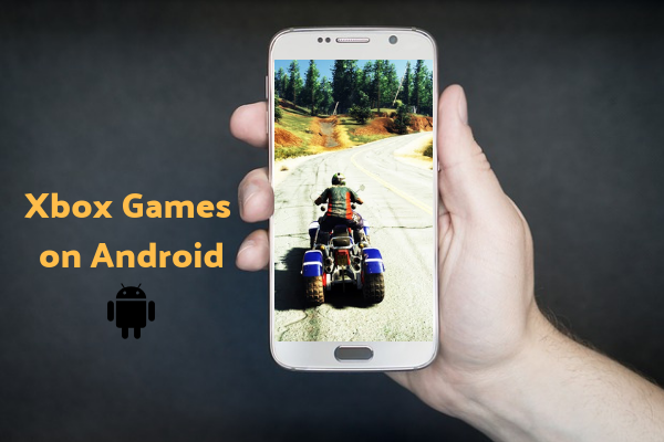 Run Xbox games on Android