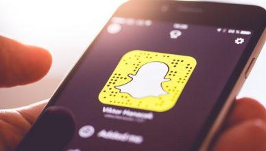 Make money from snapchat App