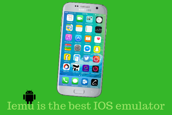 IOS Emulator to access Apple apps on Android devices