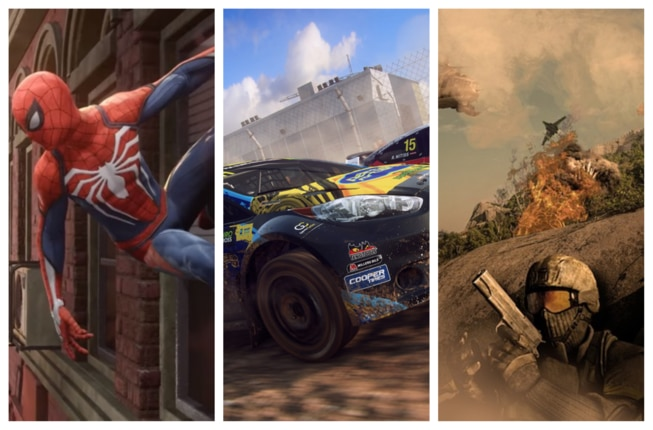 Best Ps4 games list