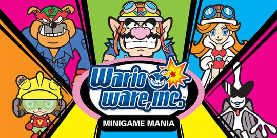 WarioWare Inc