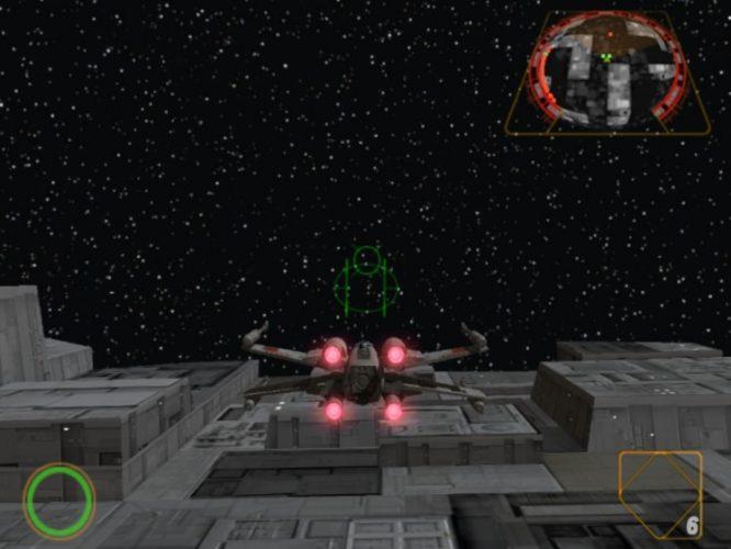 Gamecube space games