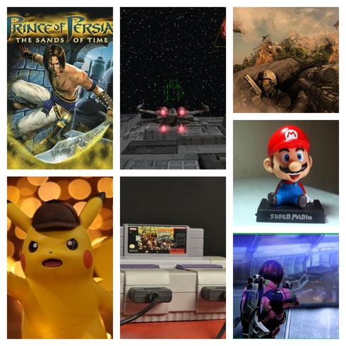 list of Best Selling GamCube games