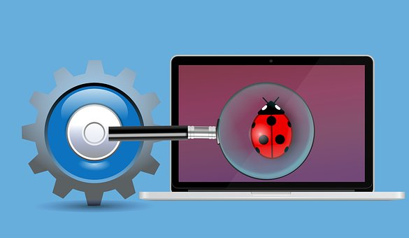 spyware in laptop