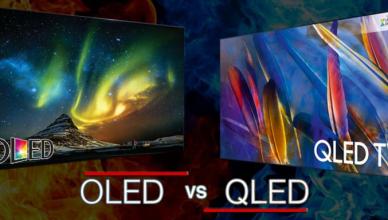 Samsung QLED vs LG OLED