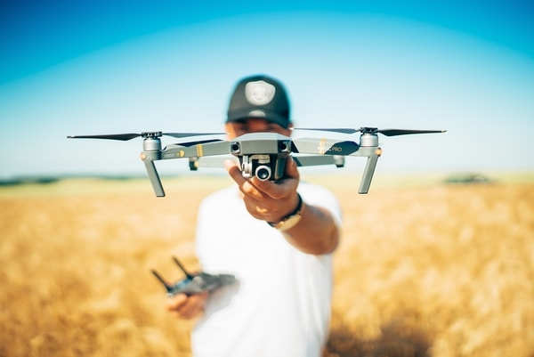 Aerial Photography and Drone Cameras