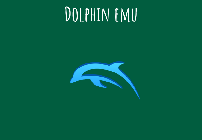 Dolphin emulator PC