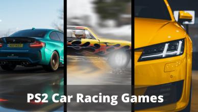 Top PS2 Car Racing Games