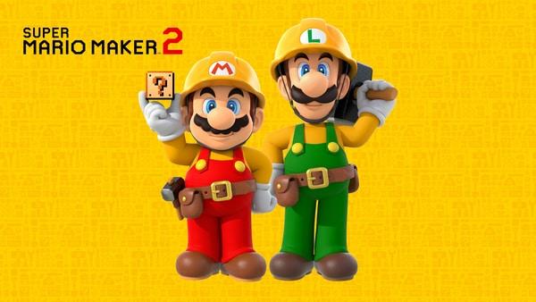 Nintendo Mario Games