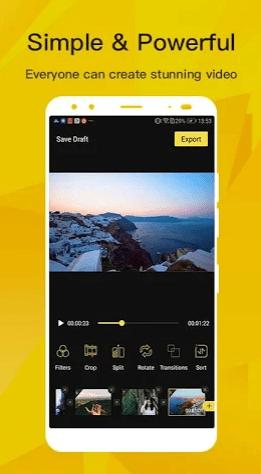 Easy Video Editor App