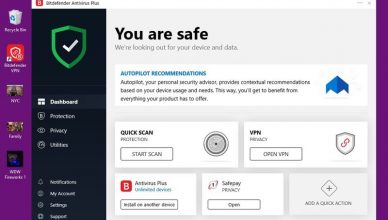 A Review About Bitdefender Internet Security