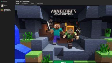 Downloading Minecraft