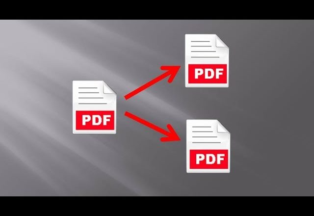 Here's How You Split the Pages of Your PDF File