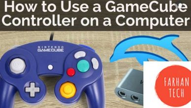 GameCube controller on PC