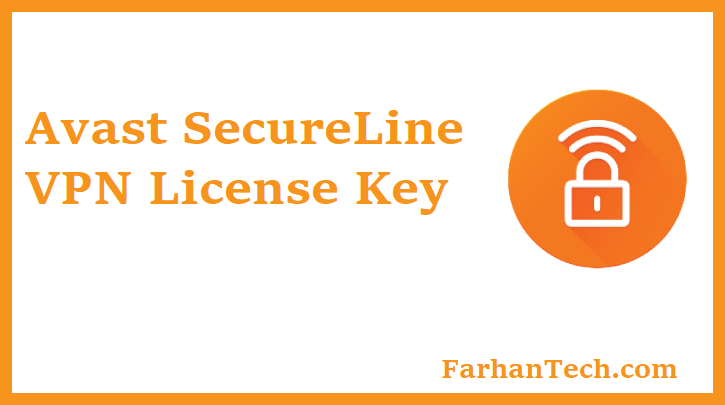 Avast Secure Line VPN key
