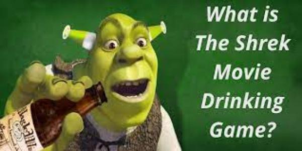 shrek drinking game